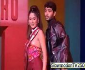 Anjala Jhaveri Boob slip Nipple visible slowmotion from actress popping boobs bounce slowmotion