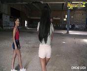MAMACITAZ - Lucky Daddy Knows How To Satisfy A Raunchy Teen And A Lonely MILF Wife (Apolonia Lapiedra & Alexa Tomas) from नेपाली सेकसी भीडीयोx