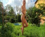 Shake that Ass twerking german Stella Cinderella Outdoor from winnie nwagi twerking naked
