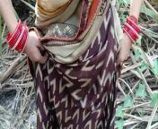 Indian village Girlfriend outdoor sex with boyfriend from indian village 16 gi