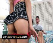 Brazzers - Lulu Chu Catches Her Roommate Zac Wild Watching Her & Makes Him Fuck Her Until She Cums from 100desiauntis comny deol xxx poja xxx