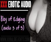 Day of Edging - Part 3 of 5 (XXX EROTIC FEMDOM JOI AUDIO) from sreejita de xxx nu8 5 2015 sex video xxn co