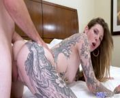 Inked Up Lonely Divorced Wife Fucked from trip sc